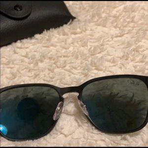 Ray ban sunglasses. Polarized.